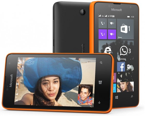 Microsoft Launches Cheapest Windows Phone 8.1 Powered Lumia 430 Dual in India; Price, Specifications