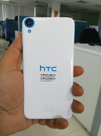 HTC Desire 820S Rear View