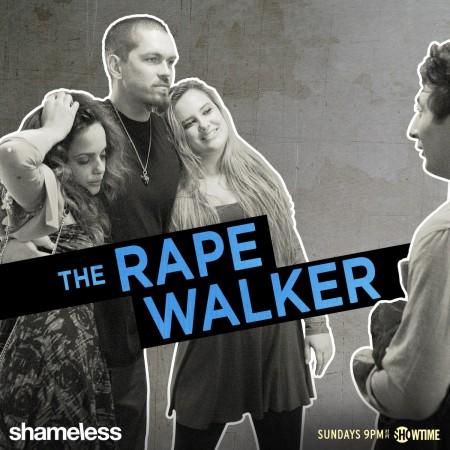 Kev and Lip in 'Shameless'