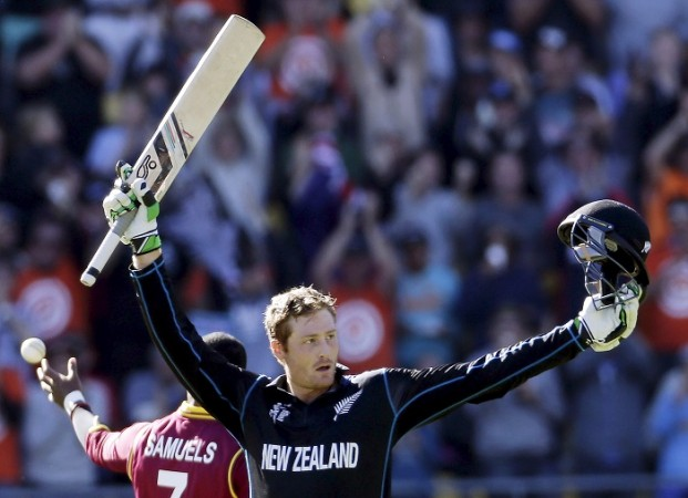 Martin Guptill New Zealand West Indies ICC Cricket World Cup 2015