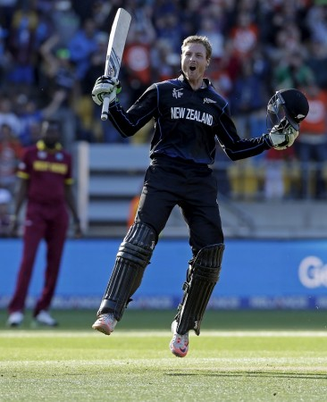 Martin Guptill Double Hundred New Zealand West Indies ICC Cricket World Cup 2015