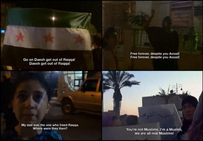 Raqqa's rebel