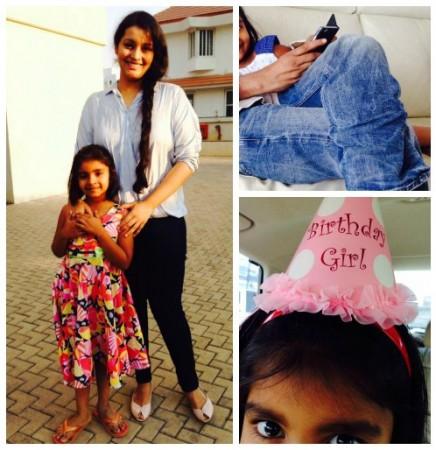 Pawan Kalyan and Renu Desai's daughter Aadya