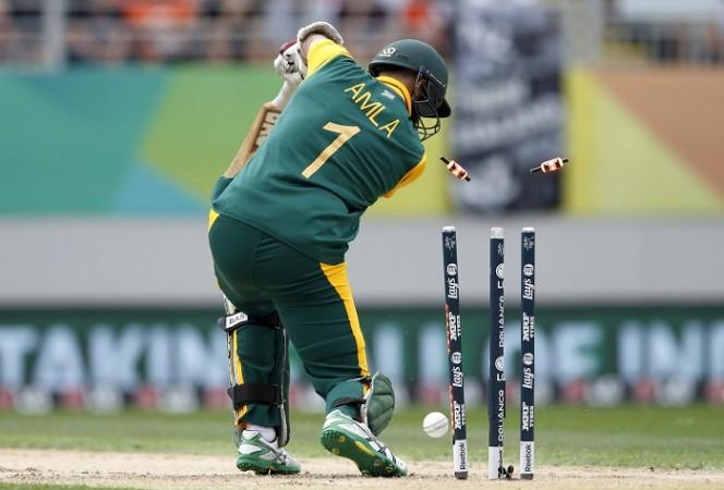 Hashim Amla South Africa ICC Cricket World Cup 2015