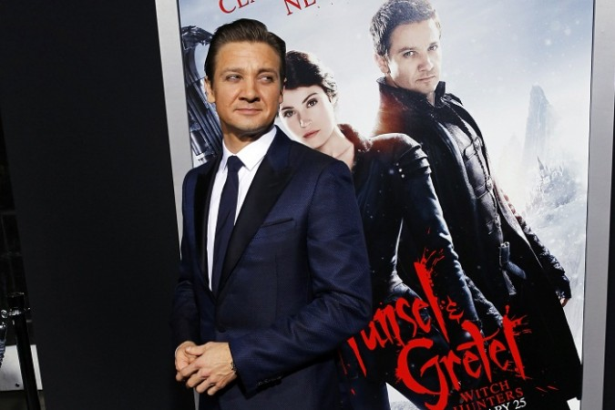 Jeremy Renner Produces History's next scripted series
