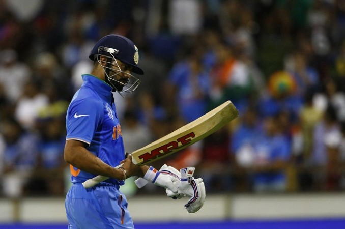 Virat Kohli India ICC Cricket World Cup 2015