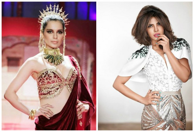 Did Priyanka Chopra take a sly dig at Kangana Ranaut?