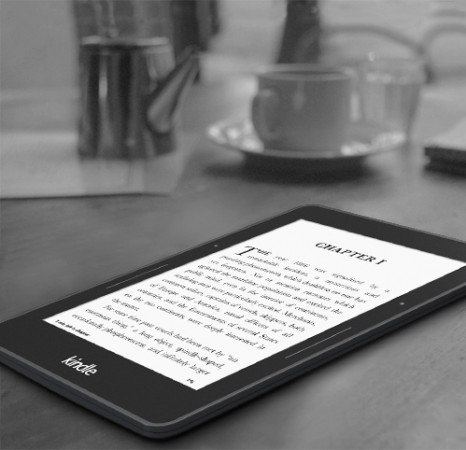 Amazon launches Kindle voyage tablet in India