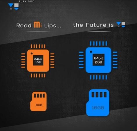 Project Caesar to Boast 64-Bit Class SoC, 2GB RAM, Hints New Micromax YU Teaser