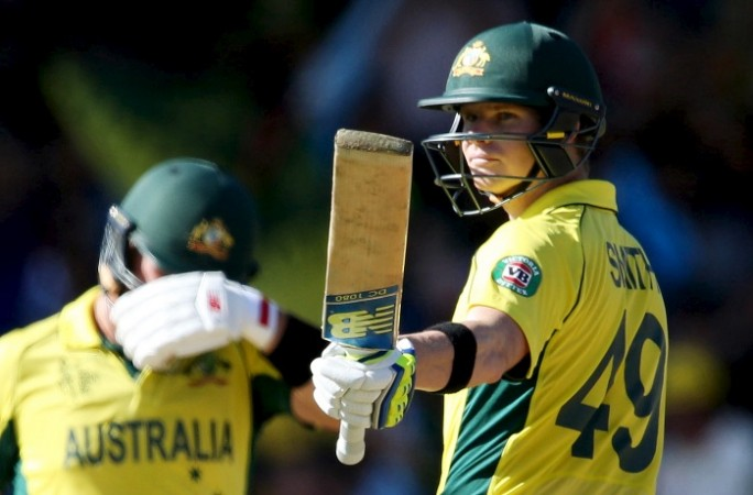 Steven Smith Australia ICC Cricket World Cup 2015