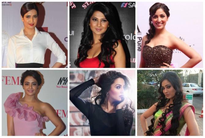 Karishma Tanna, Jennifer Winget, Yami Gautam, Surveen Chawla, Anita Hassanandani, Shweta Tiwari