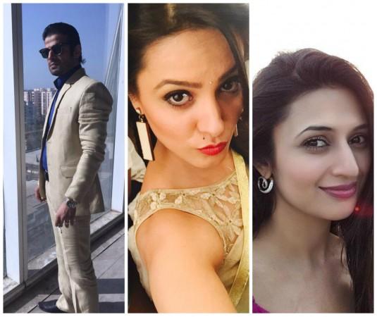 Karan Patel, Anita Hassanandani, Divyanka Tripathi