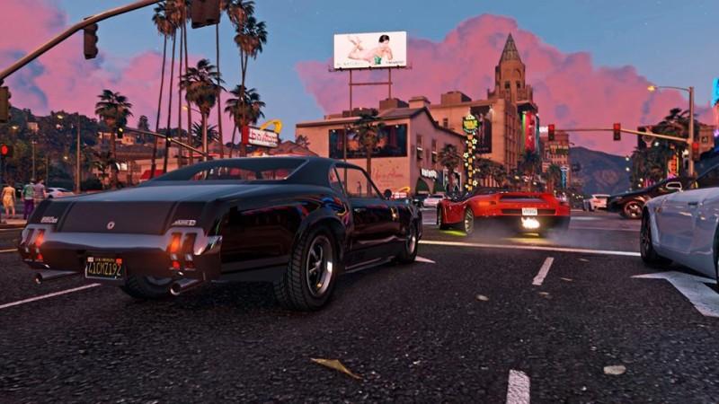 Новый патч для GTA 5 на ПК