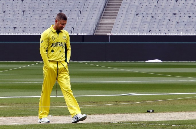 Michael Clarke Australia ICC Cricket World Cup 2015