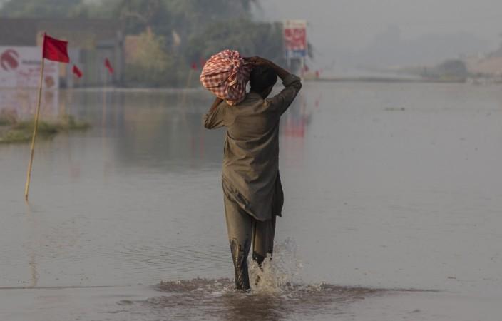 Jammu & kashmir rainfall