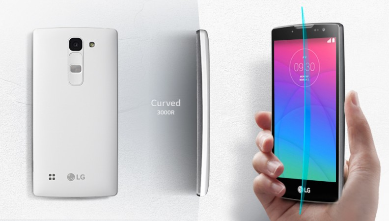LG Launches New Spirit Smartphone With Curved Design, Flagship Features For Rs 14,250
