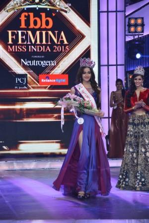 Femina Miss India 2015