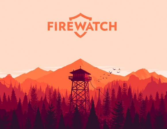 Firewatch from Campo Santo