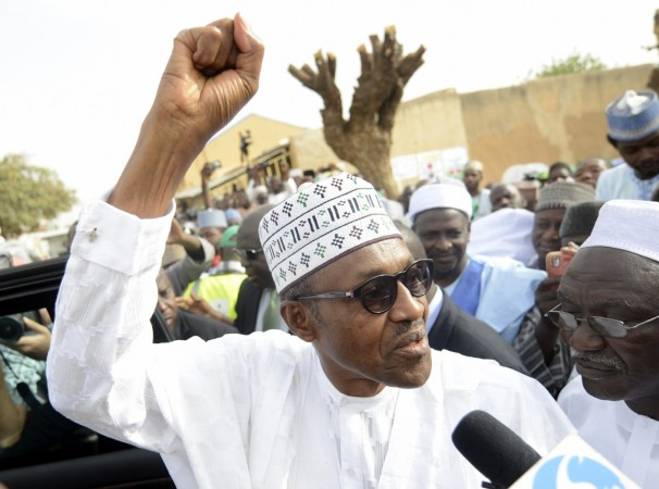 Nigeria: Muhmmadu Buhari thanks incumbent for peaceful transition