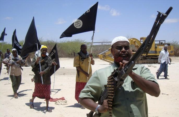Somali terrorist group Al Shabaab