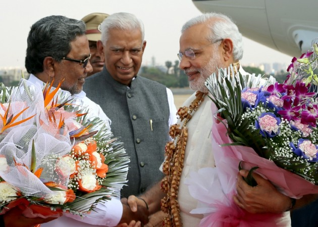 Karnataka CM Siddaramaiah urges PM to resolve Mahadayi river row