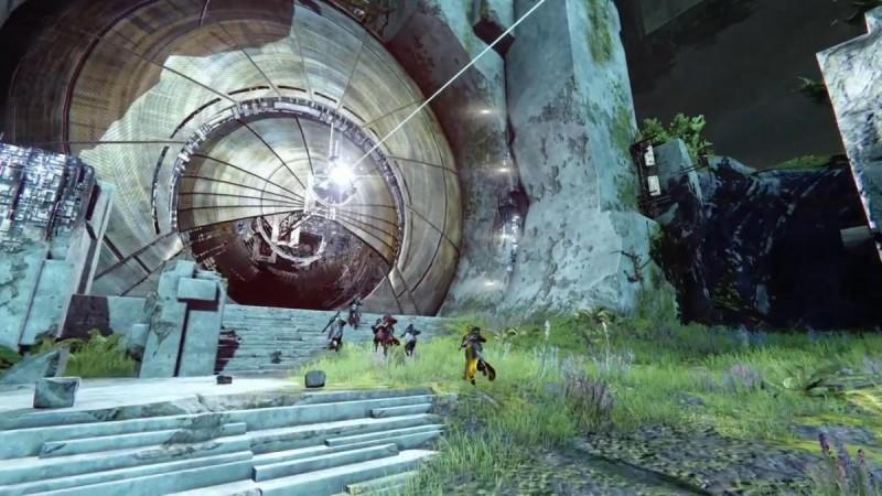 Destiny's Vault of Glass raid