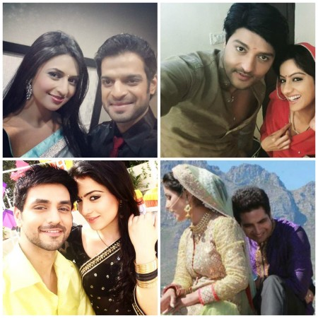 Television's popular onscreen couple