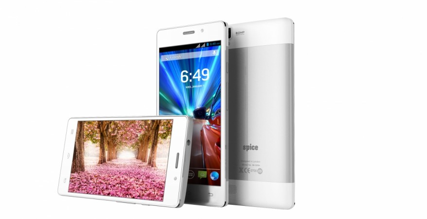 Spice Launches New Octa-Core Smartphone With HD Screen For Rs 7,999