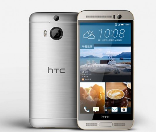 HTC One M9  Officially Launched with Finger-Print Sensor, QHD Display