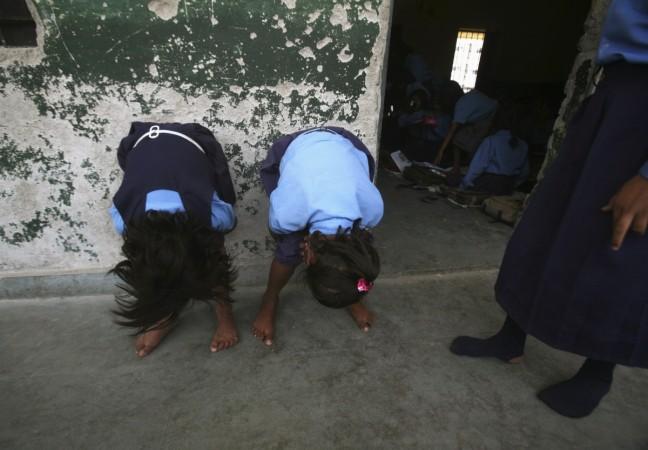 Punishment school