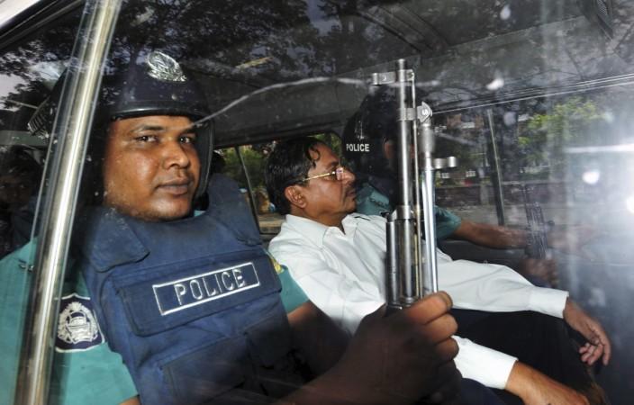 Bangladeshi islamist  Mohammad Kamaruzzaman