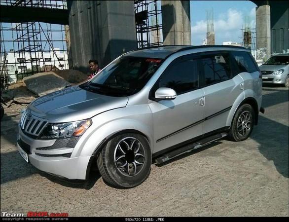 Mahindra Recalls XUV500 Silently over Defective Alloy Wheels