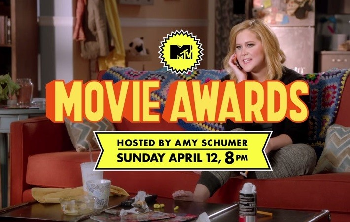 Amy Schumer is hosting MTV Movie Awards 2015