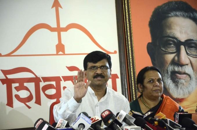 Sanjay raut Shiv Sena muslims