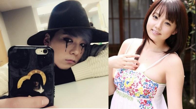 Lee Hongki and Shinozaki Ai