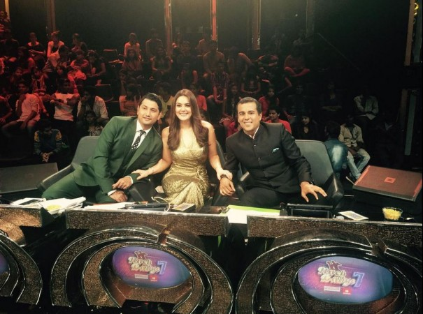 Nach baliye 7 Judges