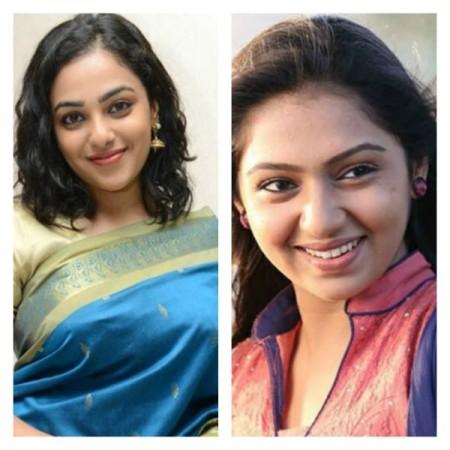Nithya Menen-Lakshmi Menon