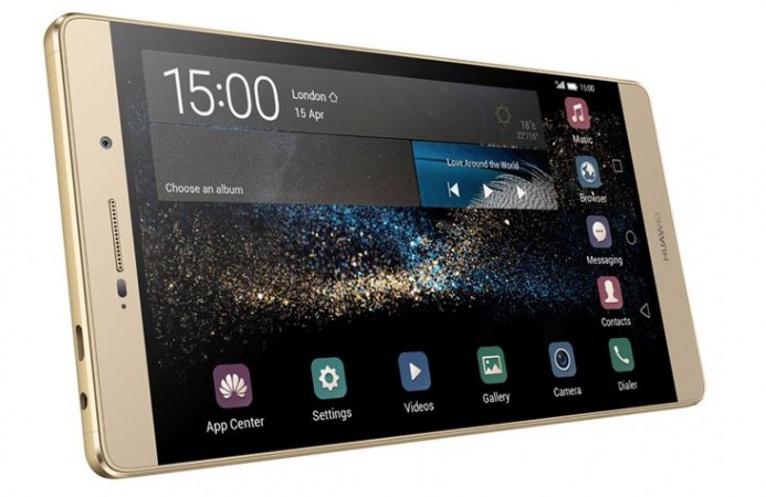 Huawei Launches Metal-Clad P8, P8 Max with Octa-core SoC; Price, Specifications