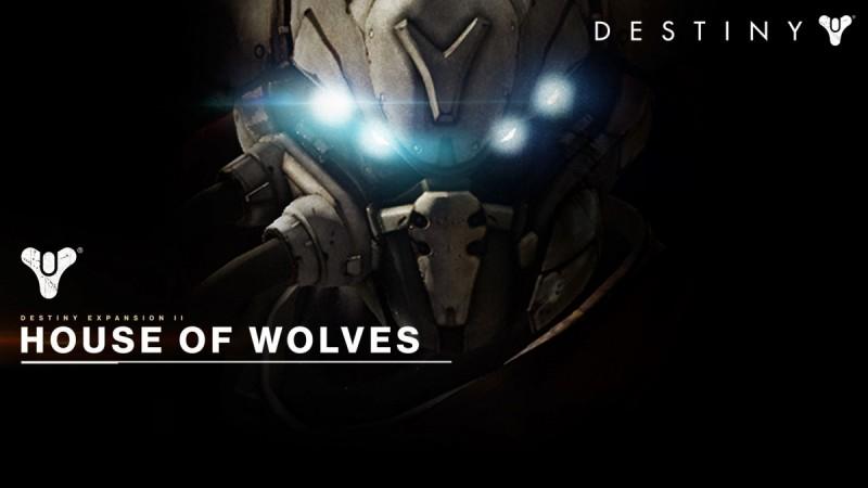 Destiny's House of Wolves DLC