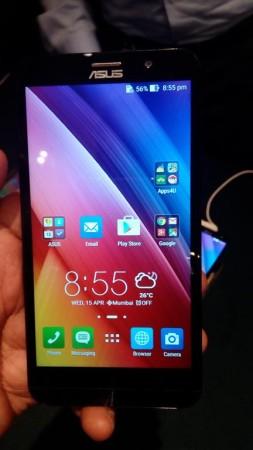 ASUS Zenfone 2 Front View