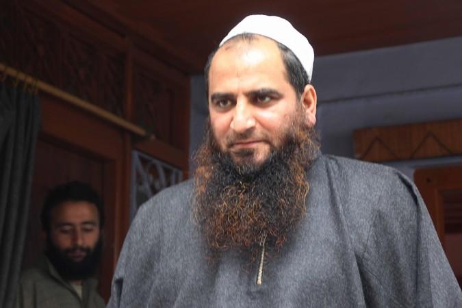 Masrat Alam arrested