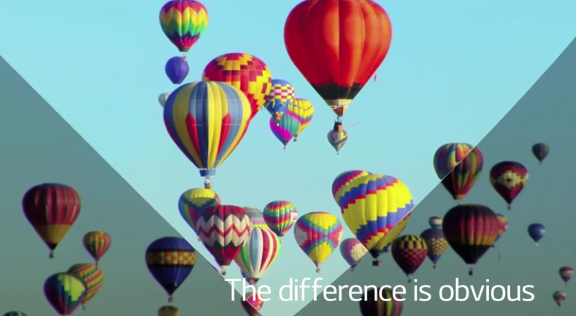 LG G4 Display Teased In A Video; Touts Brighter And Colourful Screen Than G3