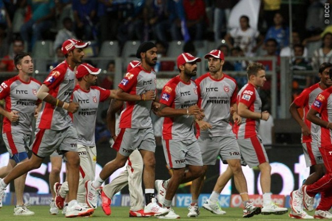 Kings XI Punjab George Bailey
