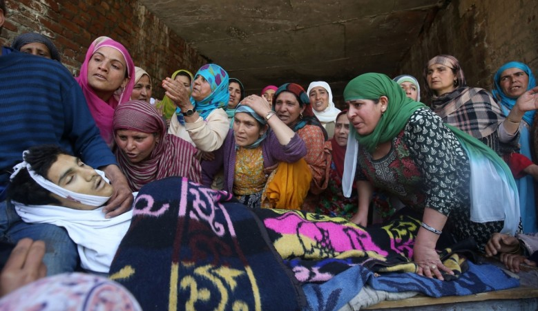 Jammu Kashmir killing budgam