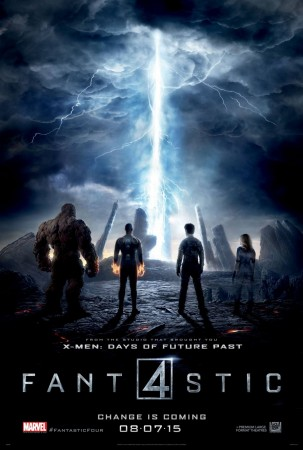 'Fantastic Four' trailer released