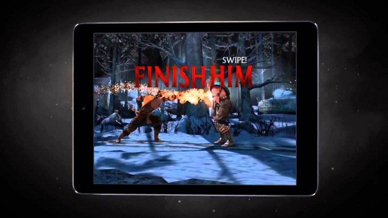 Mortal Kombat X for iPhone and iPad
