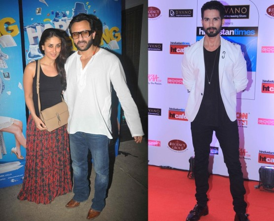 Shahid Kapoor and Saif Ali Khan to Star in 'Haider' Director's Next; Will Kareena Kapoor Khan Join them?