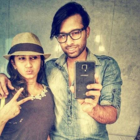 Smilie Suri and Vineet Bangera