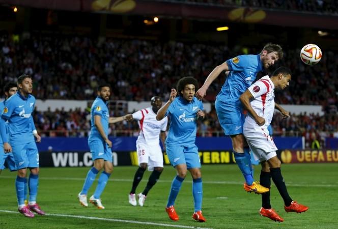 Zenit St Petersburg vs Sevilla