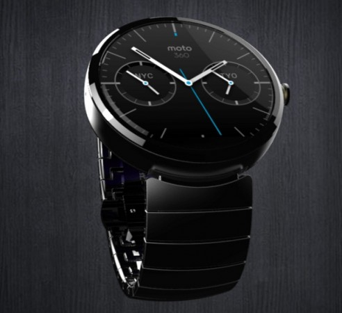 Moto 360 Gen 2 Specs Roundup: Smartwatch Has Two Screen ...